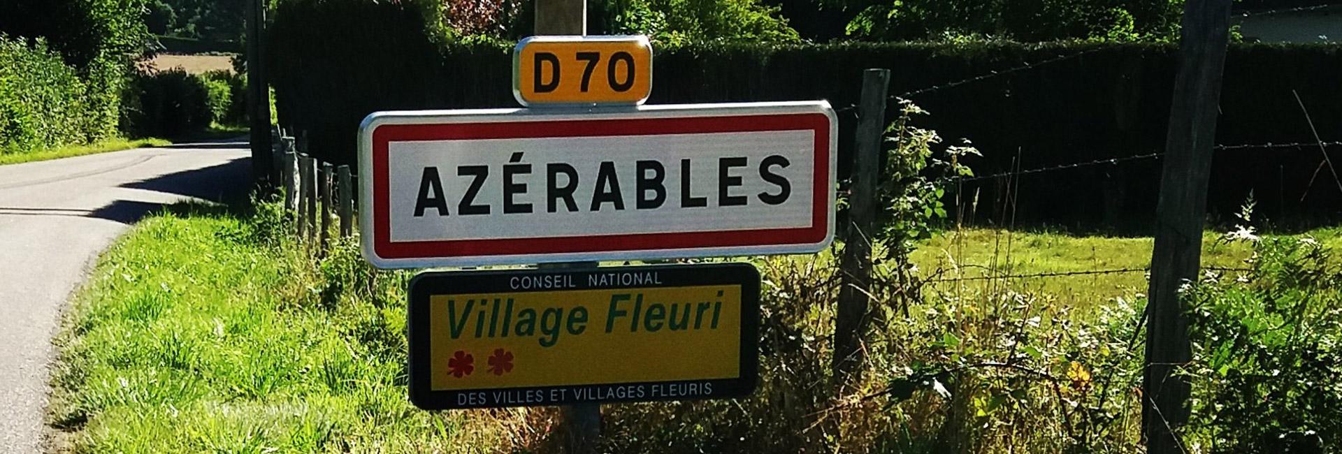Azérables