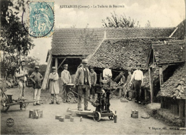 Tuilerie de Beauvais