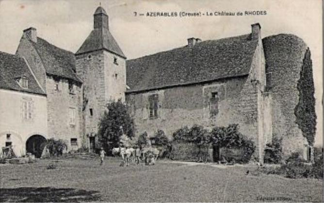 Château de Rhodes